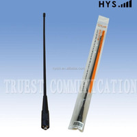 Black Dual Band HYS-771N 144MHz 20W 2.15dBi High Gain Amateur VHF two way Radio Antenna