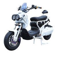 2000W Lead Acid Battery Chopper Electric Motorcycle