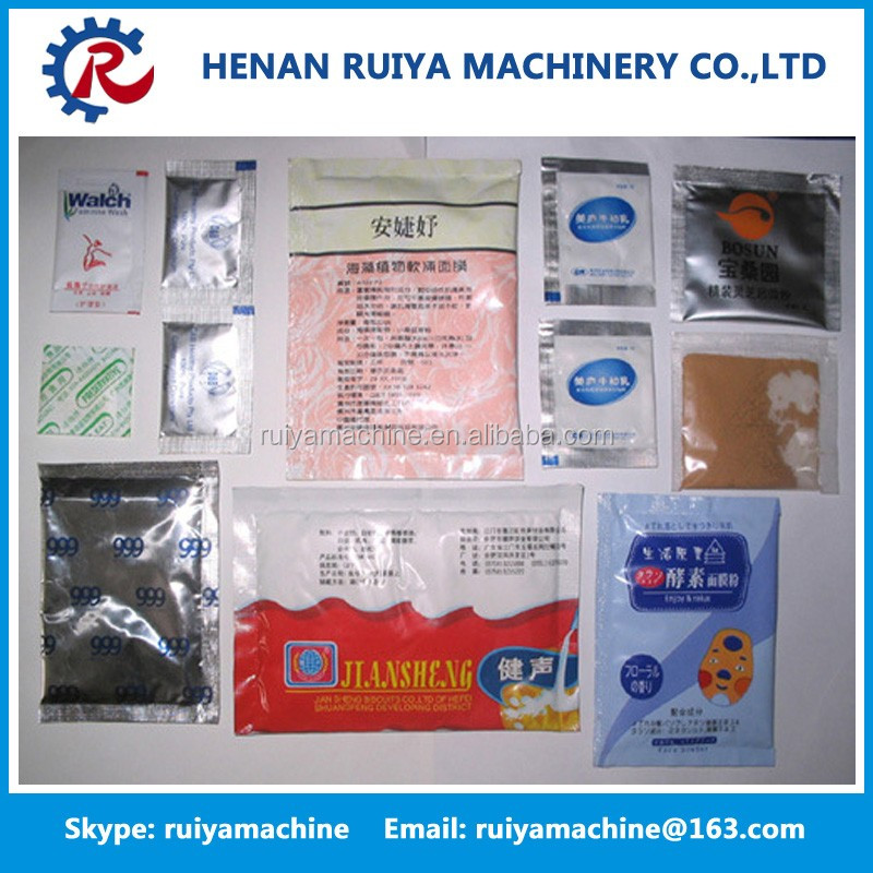 Automatic sesame conjee filling machine/sesame conjee packing machine/sesame conjee packaging machine