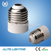 E27 to B22 lamp holder fitting adapter