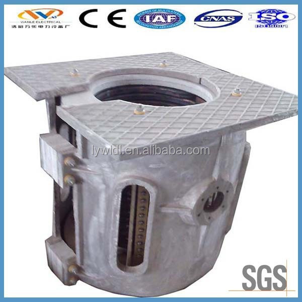 china small induction furnace sale for melting low carbon steel lead scrap smelting plant