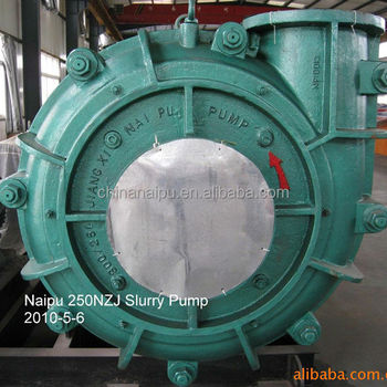 12/10 series high efficiency slurry sand suction pump