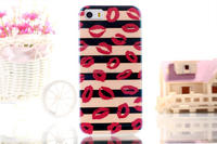 Fancy cute design cell phone cover for iphone 5