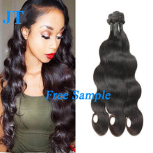 Wholesale Unprocessed Virgin Remy Real Brazilian Human Hair Ali Express