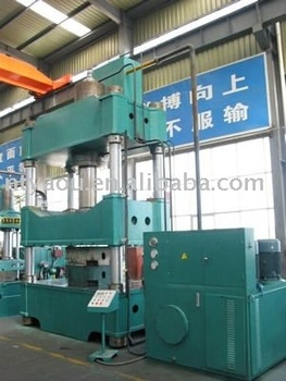 ZY32 400T four columns hydraulic press machine