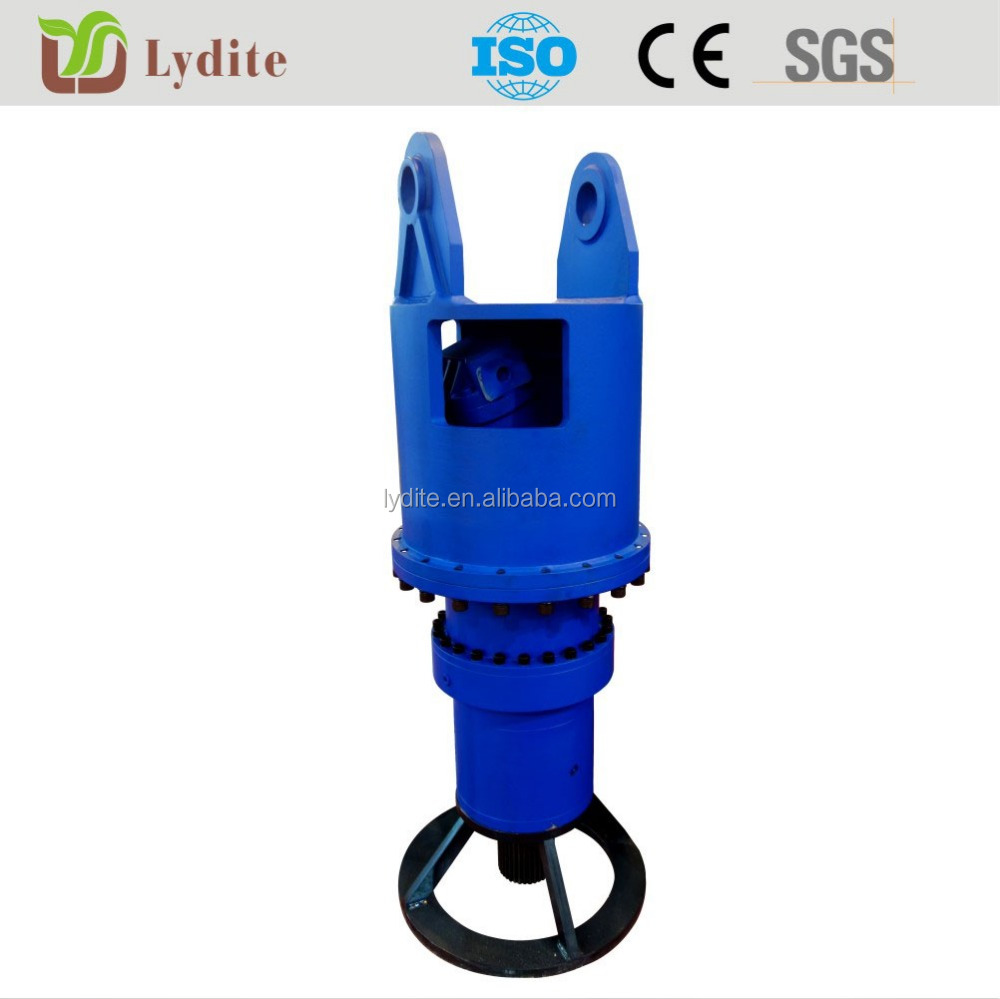 earth auger spare parts hydraulic drilling head