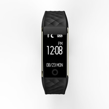 Smart bracelet with heart rate monitoring, S2 fitness band