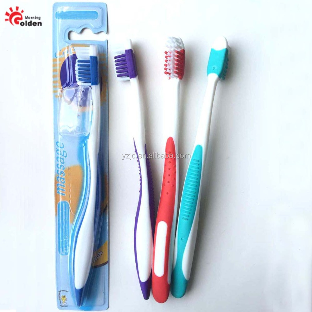china wholesale dr best brand name gum massage adult bristle brush