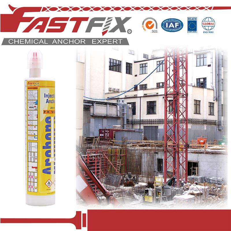 structure reinforcement red glass silicone sealant 280ml high performance 5 minutes ab glue