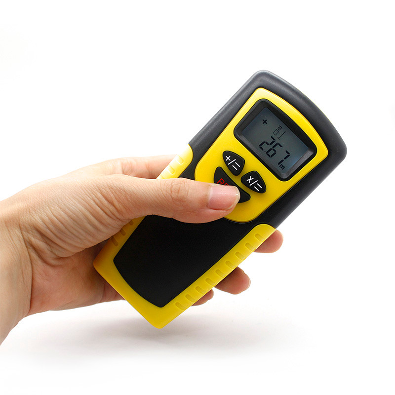 Digital New 18m laser range finder point ultrasonic sensor distance meter
