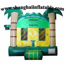 2017 hot product amazing inflatable bounce house outdoor amusement park for kids and children