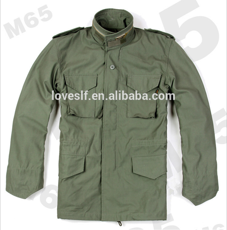 Wholesale Tactical waterproof jackets Army Military Uniforms Dust Coat thick warm wind jacket coats