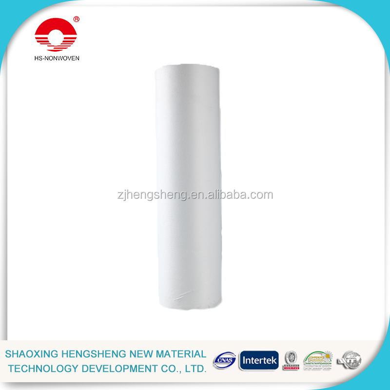 China Supplier cotton/viscose/pet polyester needle punched nonwoven fabric