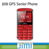 JIMI GPS Tracker Senior Cell Phone, Multi-languages, Original Manufacturer, Best price Ji08