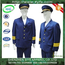 Hot Selling Custom made formal army military ceremonial uniform with high quality