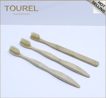 Hot Products Trend 2018 Amazon Custom Bamboo Toothbrush