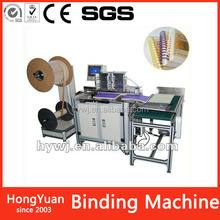 DWC-520A calendar ring binders machine,post printing paper machine,roll to roll printing machine