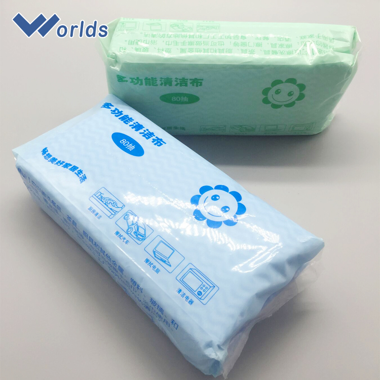 Disposable Bulk Adhesive Colored Paper Kitchen Towel