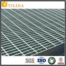 galvanized catwalk steel grating/round grill grates stainless steel