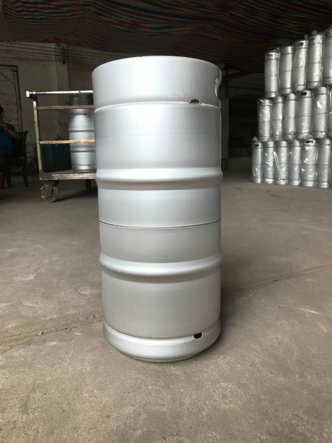Stainless Steel 304 20L Beer Keg with A Type Beer Spears EU Standard Food Grade Beer Barrels keg