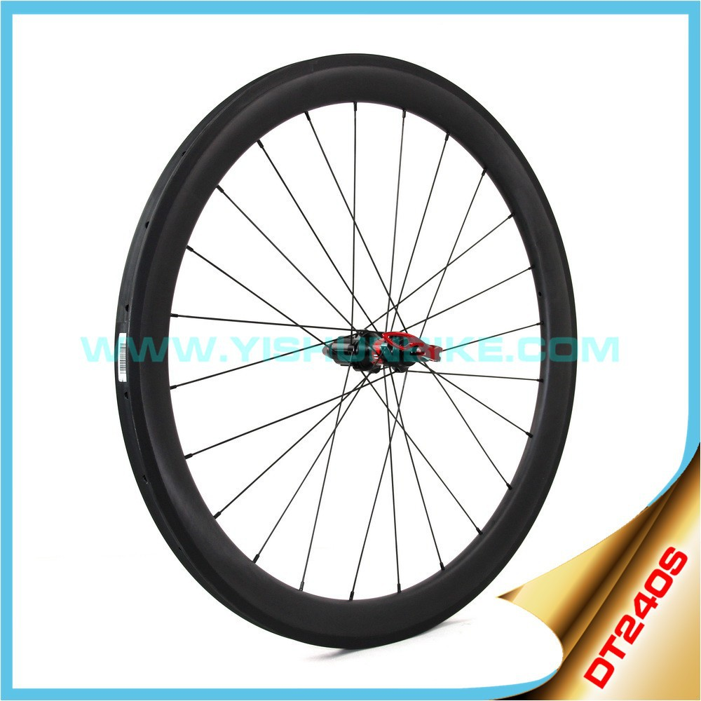 High end!! 700C light wheels road bike DT240S hub 55mm carbon cycling wheels tubeless ready taiwan bicycle wheels 240S-550T