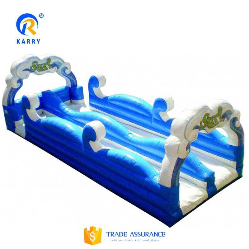 New arrival giant inflatable water slide for adult, exciting water sports game, inflatable water slide for sale
