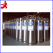 DPL-175-2.3 175L Liquified Gas Cylinder / pressure vessels for Nitrogen/Argon Liquid oxygen