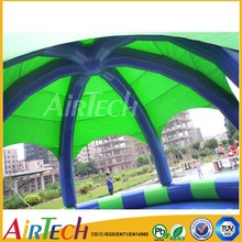 2015 new design large inflatable water pool toys for hot sell