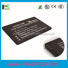 External battery for cell phone Nokia battery bl-4l