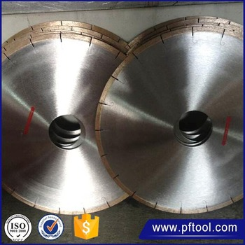 Reliable OEM production manufactuer marble diamond cutting disk