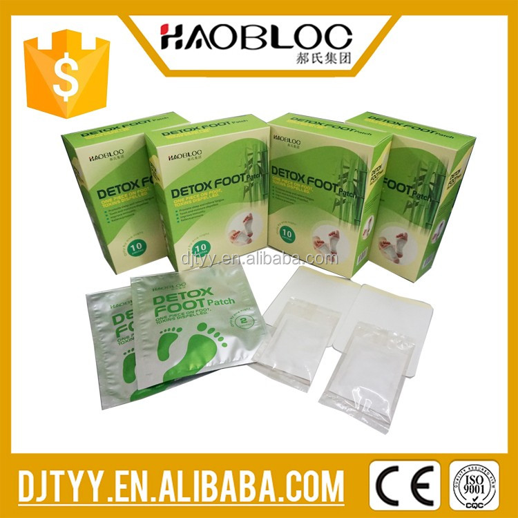 Traditional Chinese Herbal Extract Detox Foot Patch For People Suffered From Swelling Pain,Swollen Feet