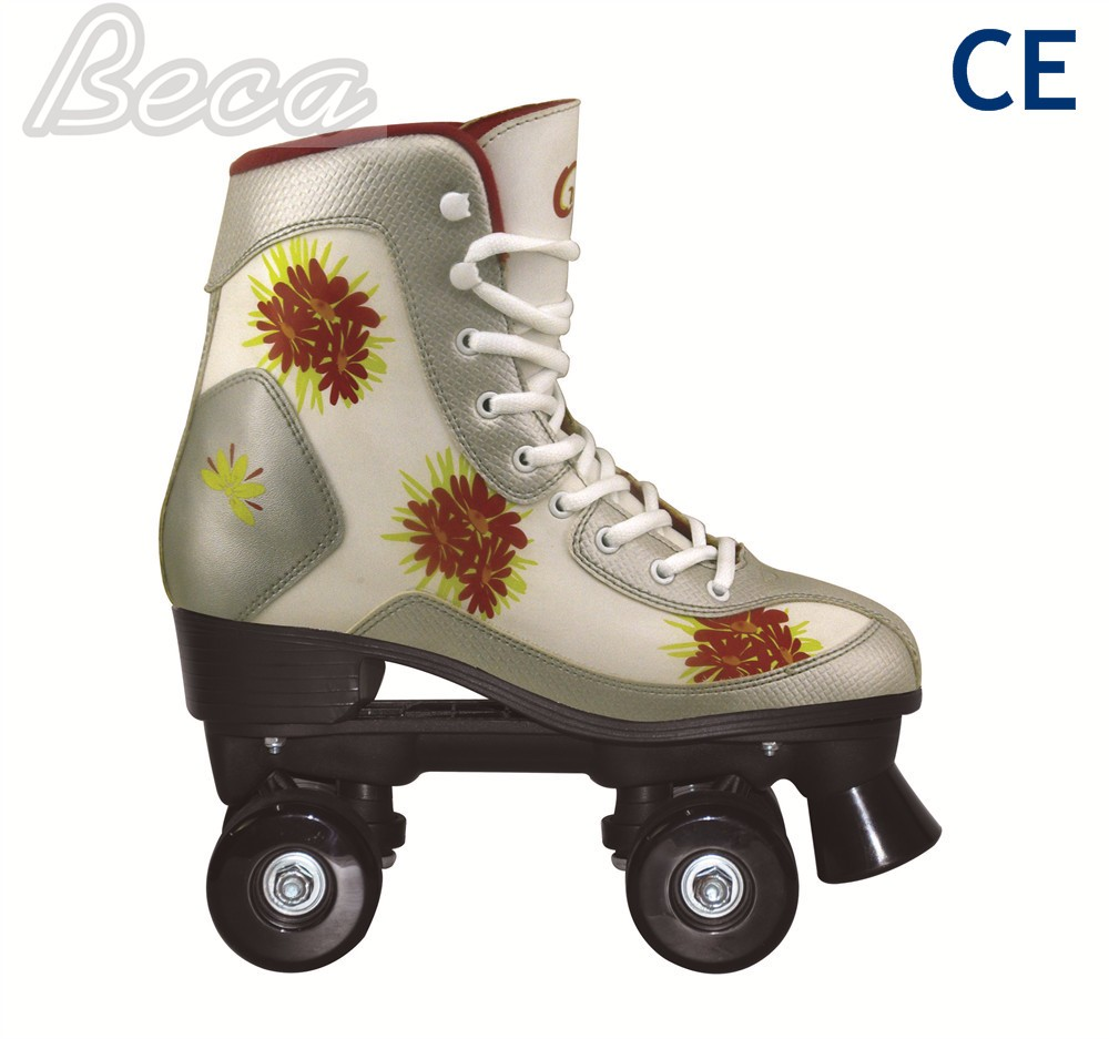 New hot sale fashion quad roller skates traditional four wheels