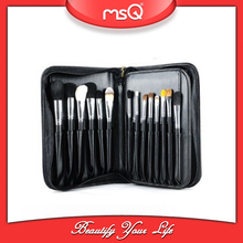 MSQ Highly Professional Fashion 29pcs Black Makeup Brush Set