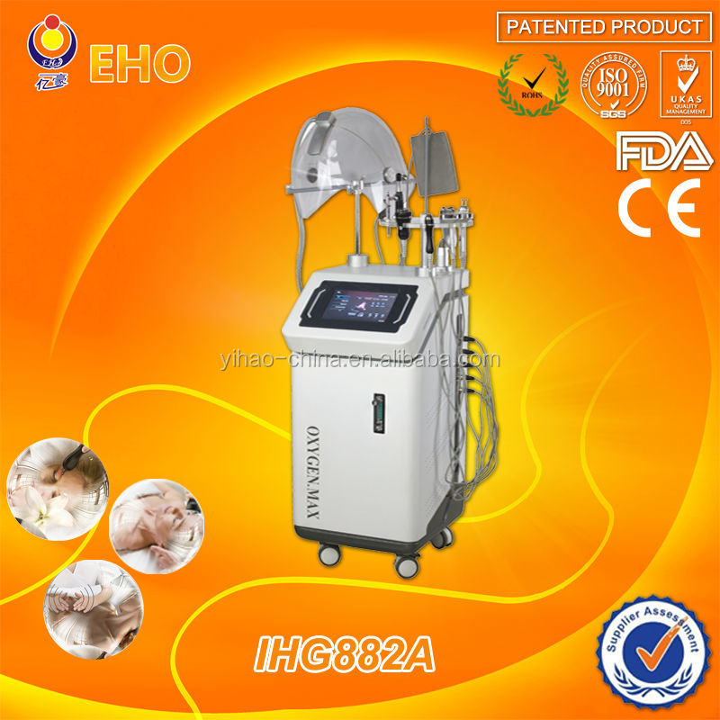 IHG882A wholesale facial oxygen mask hyperbaric oxygen for facial treatment