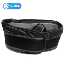 Multifunction Adjustable Electronic Waist Abdominal Fitness Massage Belt , High frequency slimming belt