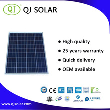 Polycrystalline Silicon Material and 430*675*25mm Size solar panel small