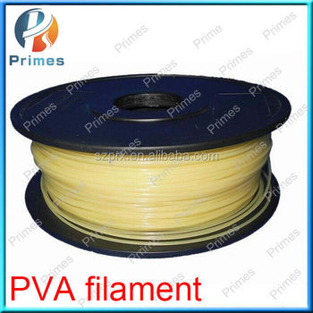 Primes 1.75MM/3.0MM PVA filament water soluble filament