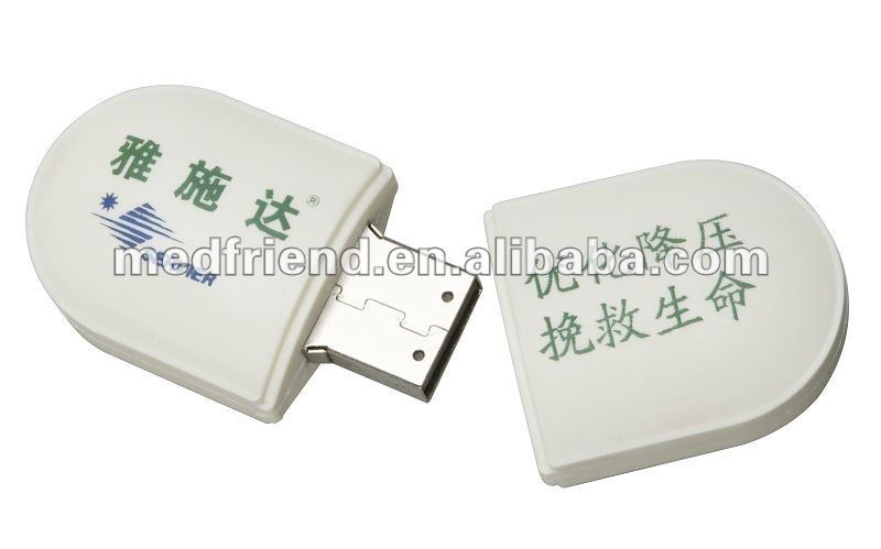 MF1502 Tablet-shaped USB Disk
