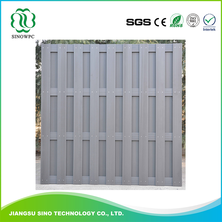 Factory price Wood Plastic Composite Fence Wpc Post