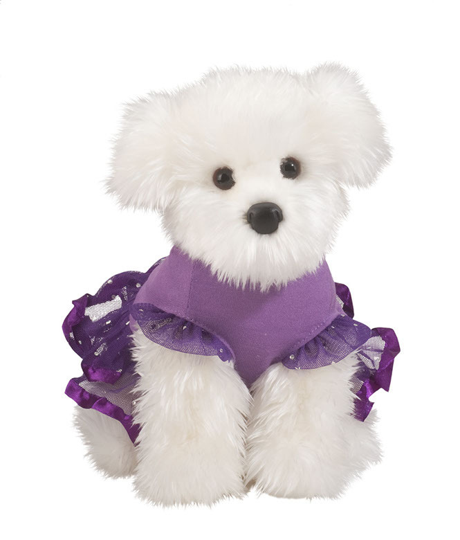 Cute Logo Branded Promotional cheap toy dogs