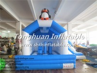 inflatable penguin bouncer inflatable dinosaur bouncer