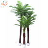 Plastic Artificial Fake Palm Coconut Tree