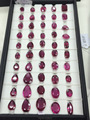 #CMZ Natural Pink Tourmaline Multi Cutting Faceted Loose Gemstone Rubellite