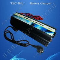 Battery Charger 220V AC 12V 50A Charger For Car Battery