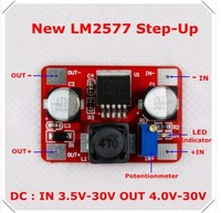 DC-DC LM2577 Power buck module 3.5-30V