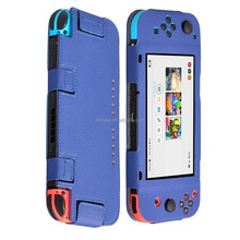 Slim PU Leather Protective Case Cover for nintendo switch console