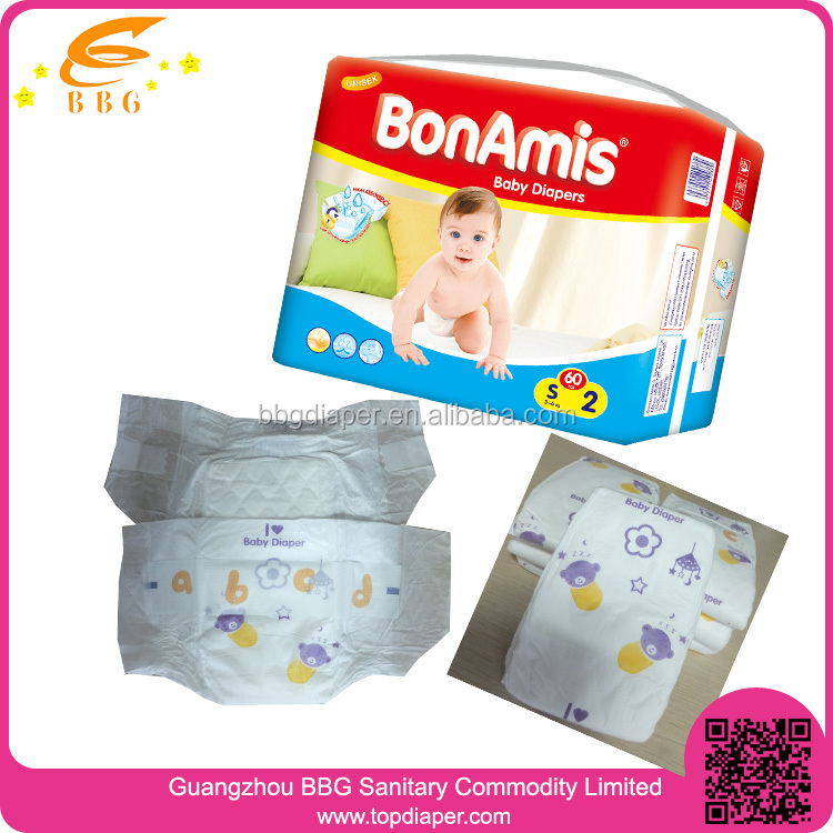 High level good quality baby and child diapers for africa market baby diapers turkey