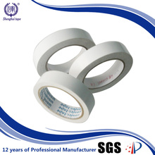 Double-Sided Tape with Hot-Melt Adhesive on Tissue, Suitable for Textile Industries