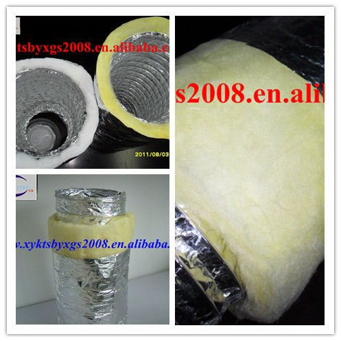 RIGID DUCT INSULATION (AVAILABLE INVENTORY, 7 YEARS EXPERIENCE IN PRODUCTION AND PROCESSING)