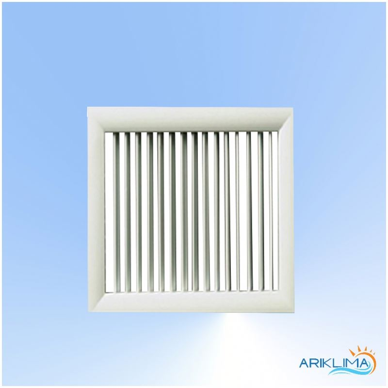 HVAC Aluminum adjustable air ceiling air supply and return grille any sizes avalable SDS
